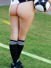 Dakota Rae - gets our spirits up for the World Cup